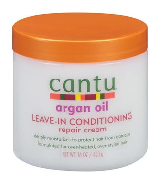 Cantu Cantu Argan Oil Leave-In Conditioning Repair Cream 16OZ