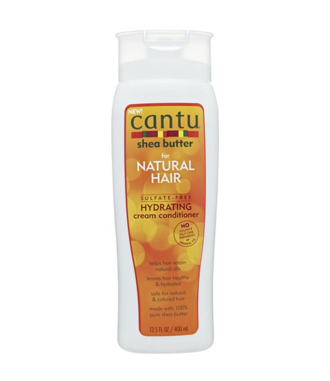 Cantu Cantu Shea Butter for Natural Hair Hydrating Cream Conditioner 13.5OZ