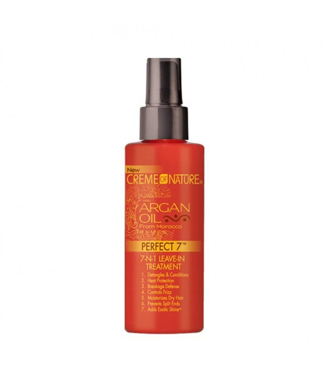 Creme of Nature Creme of Nature Argan Oil 7-N-1 Leave-In Treatment 4.23OZ