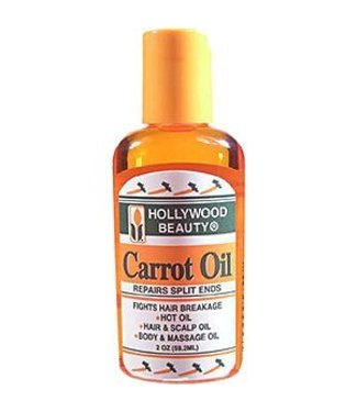 Hollywood Beauty Hollywood Beauty Carrot Oil 2OZ