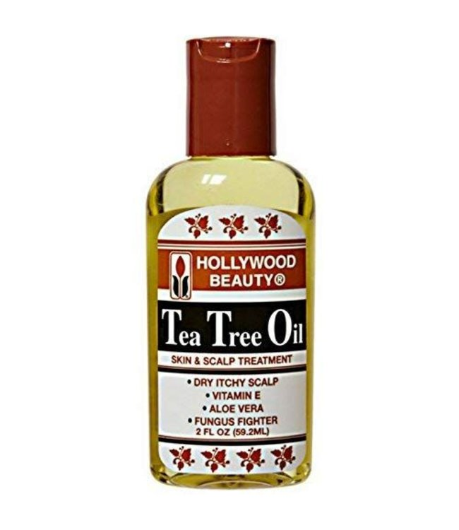 Hollywood Beauty Hollywood Beauty Tea Tree Oil 2OZ