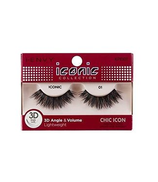 Ruby Kiss i Envy Iconic Lashes KPEI01