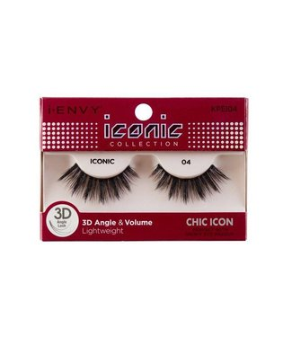 Ruby Kiss i Envy Iconic Lashes KPEI04