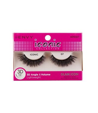 Ruby Kiss i Envy Iconic Lashes KPEI07