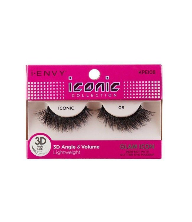 I.ENVY i Envy Iconic Lashes KPEI08
