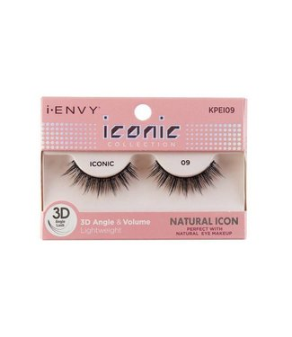 Ruby Kiss i Envy Iconic Lashes KPEI09