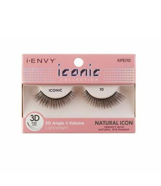 Ruby Kiss i Envy Iconic Lashes KPEI10