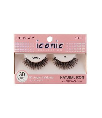 Ruby Kiss i Envy Iconic Lashes KPEI11