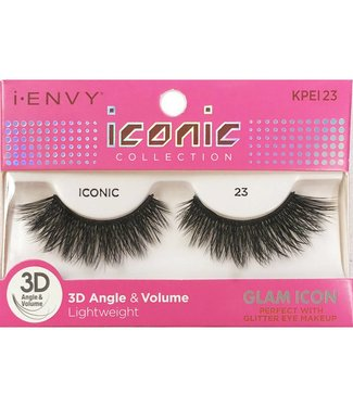 Ruby Kiss i Envy Iconic Lashes KPEI23
