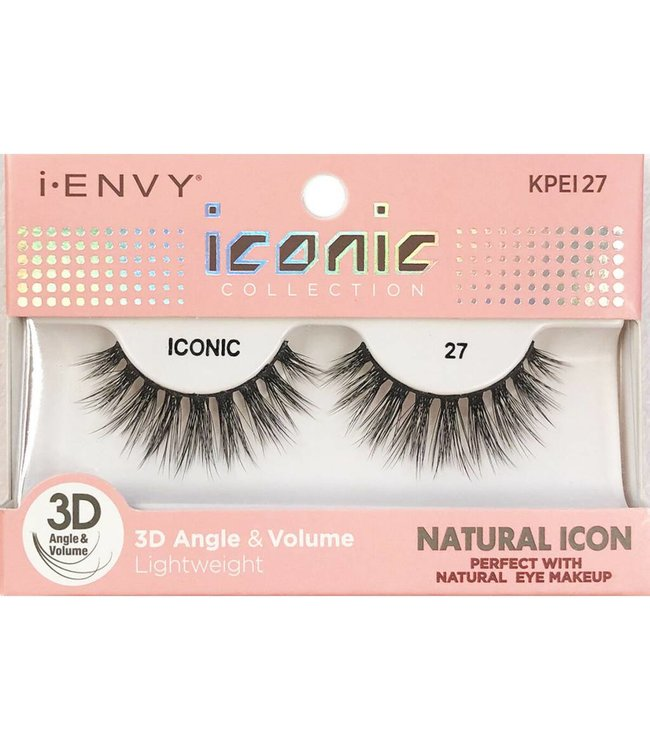 Ruby Kiss i Envy Iconic Lashes KPEI27