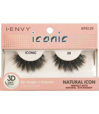 Ruby Kiss i Envy Iconic Lashes KPEI29
