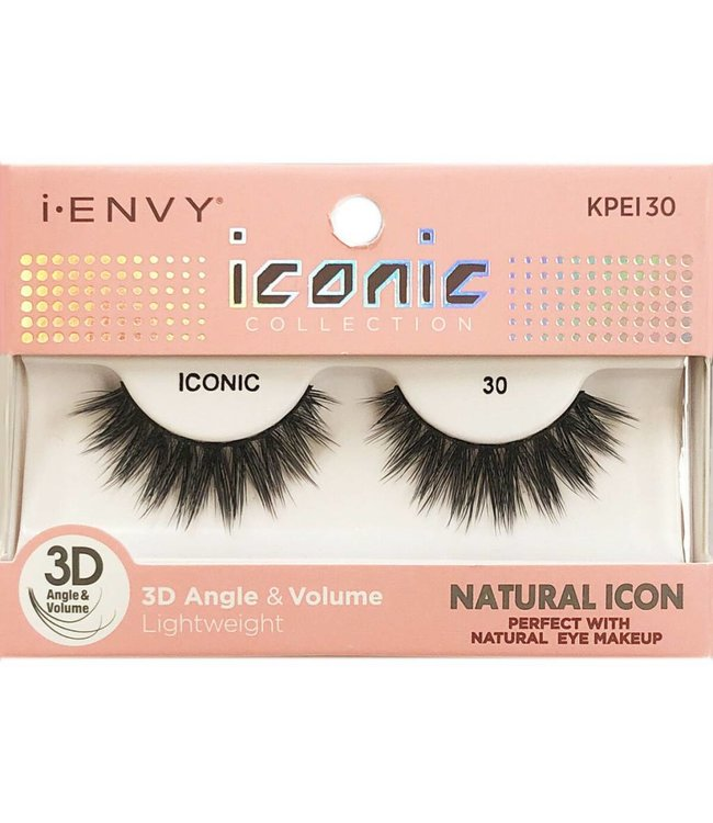 Ruby Kiss i Envy Iconic Lashes KPEI30