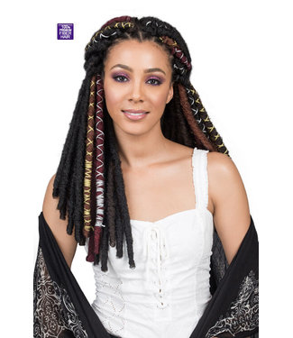 Bobbi Boss Bobbi Boss Bae Locs Gold Crochet Braids