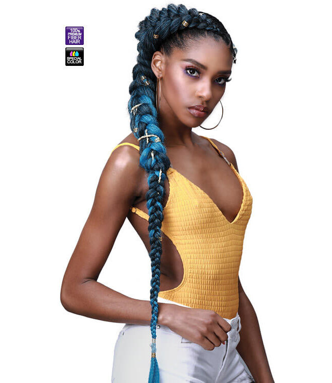Bobbi Boss Bobbi Boss Just Glam 65-Inch Braid 3X