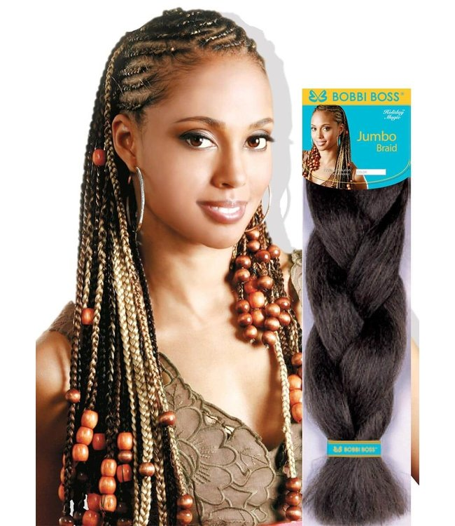 Bobbi Boss 100 Kanekalon Jumbo Braiding Hair United