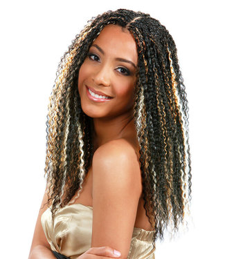 Bobbi Boss Bobbi Boss Bohemian Curl Crochet Hair