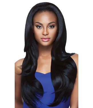 Outre Outre Quick Weave Jocelyn Synthetic Half Wig