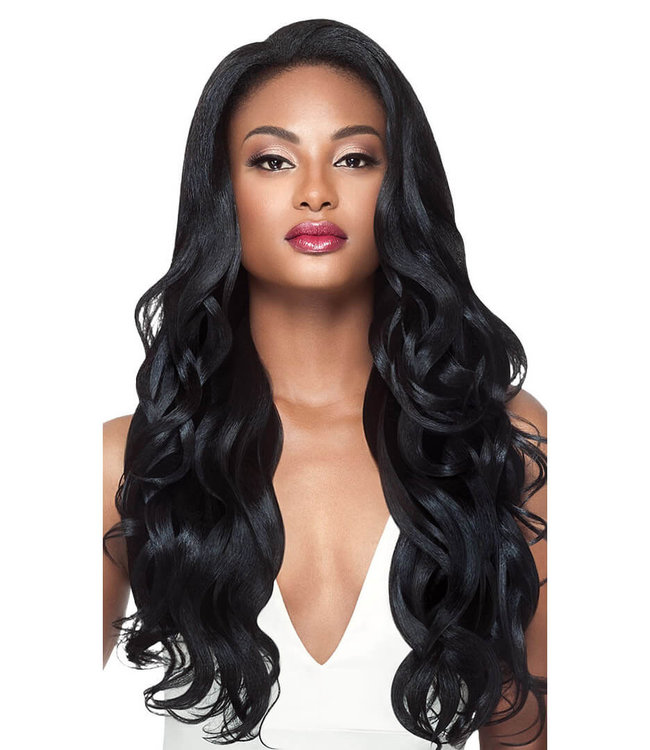 Outre Outre Quick Weave Ameena Synthetic Half Wig