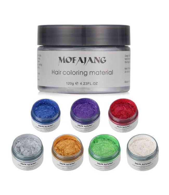 Mofajang Mofajang Temporary Color Hair Wax