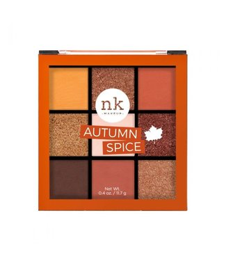 Nicka K Nicka K Nine Color Palette ESO9 Eyeshadow and Blush
