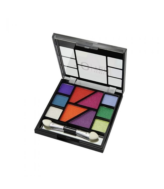 Nicka K Nicka K New York Perfect Ten Color Palette Makeup Set