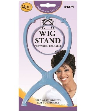 Qfitt Foldable Wig Stand