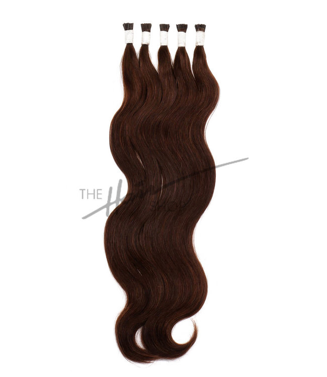"The Hair Shop 808 I-Tip Body Wave 14"" Hair Extensions"