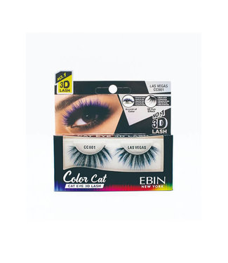 Ebin New York Ebin Color Cat – Cat Eye 3D Lashes
