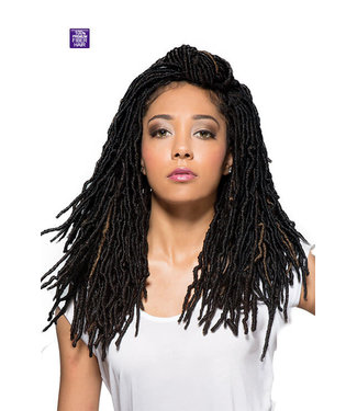Bobbi Boss Bobbi Boss Nu Locs 18-Inch Crochet Hair