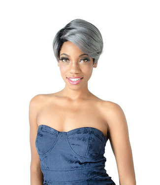 Fashion Source Fashion Source HT-Ramona Synthetic Wig