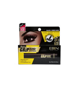 Ebin New York Ebin 4Ever Grip Bond Stick Lash Adhesive (Black)