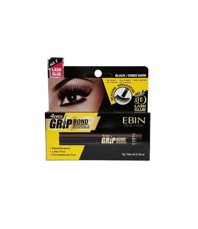 Ebin New York Ebin 4Ever Grip Bond Stick Lash Adhesive (Black)