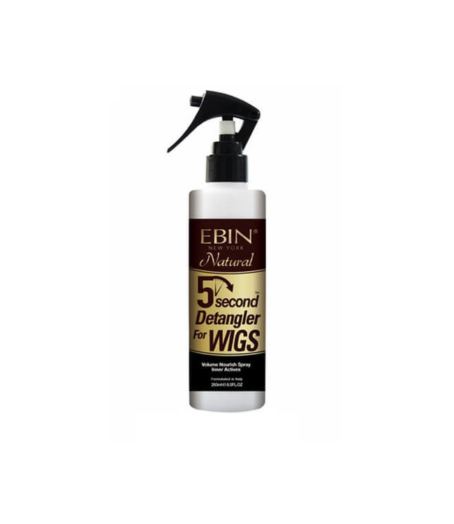 Ebin New York Ebin Natural 5 Second Detangler for Wigs