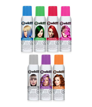 Jerome Russell Jerome Russell Bwild Temporary Hair Color Spray
