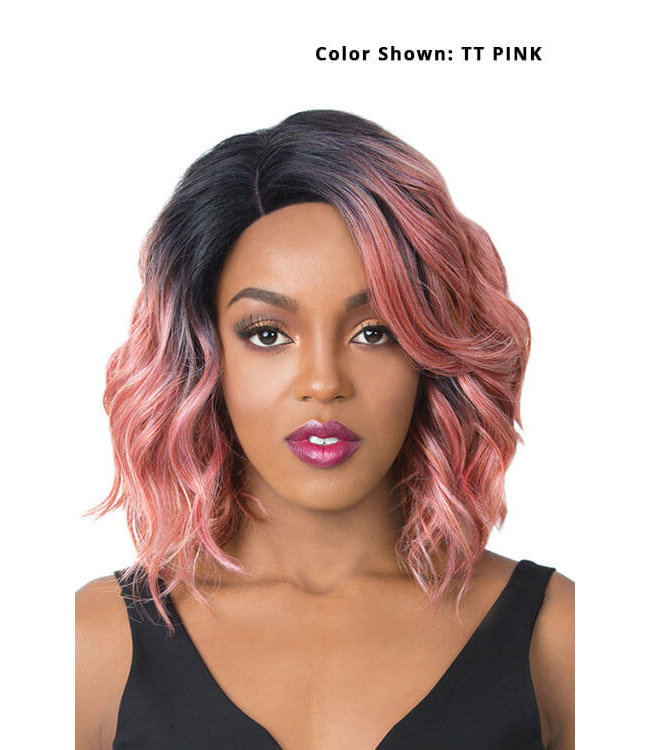 IT'S A WIG It's a Wig Glanage Swiss Lace Front Wig