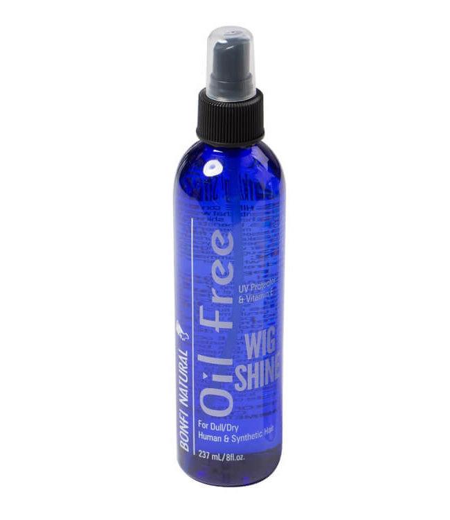 Bonfi Natural Bonfi Natural Oil Free Wig Shine Spray 2oz, 4oz, and 8oz