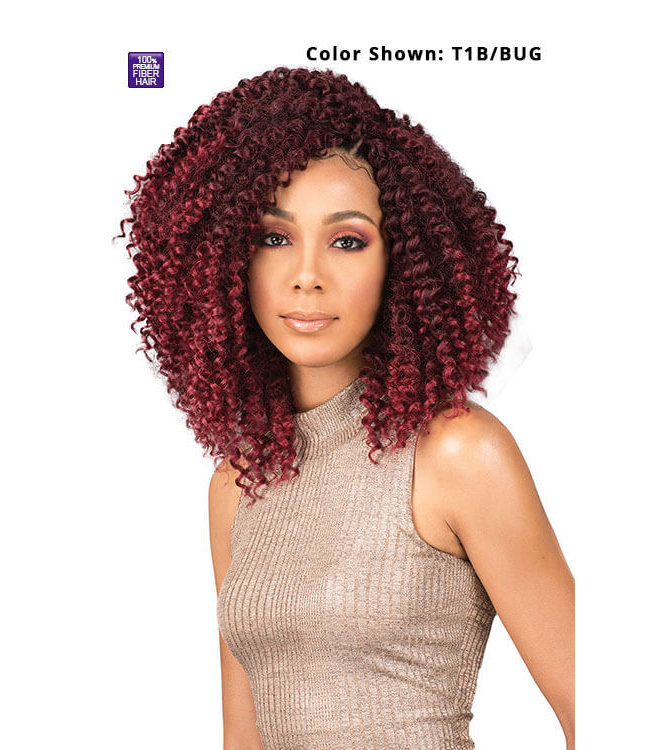 Bobbi Boss Bobbi Boss Brazilian Water Curl 10""