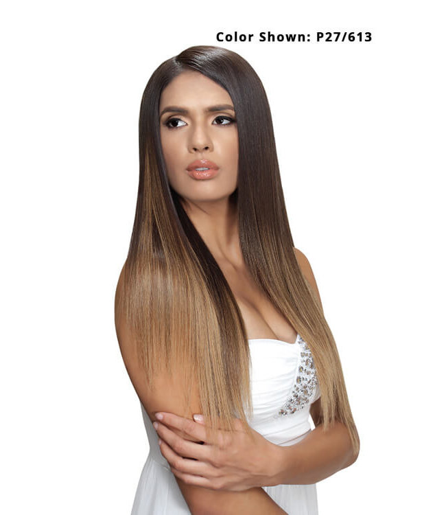 "Eve Hair Inc Eve Hair Remy Human Hair 7pcs Euro Remy 14"" Clip-On Extensions"