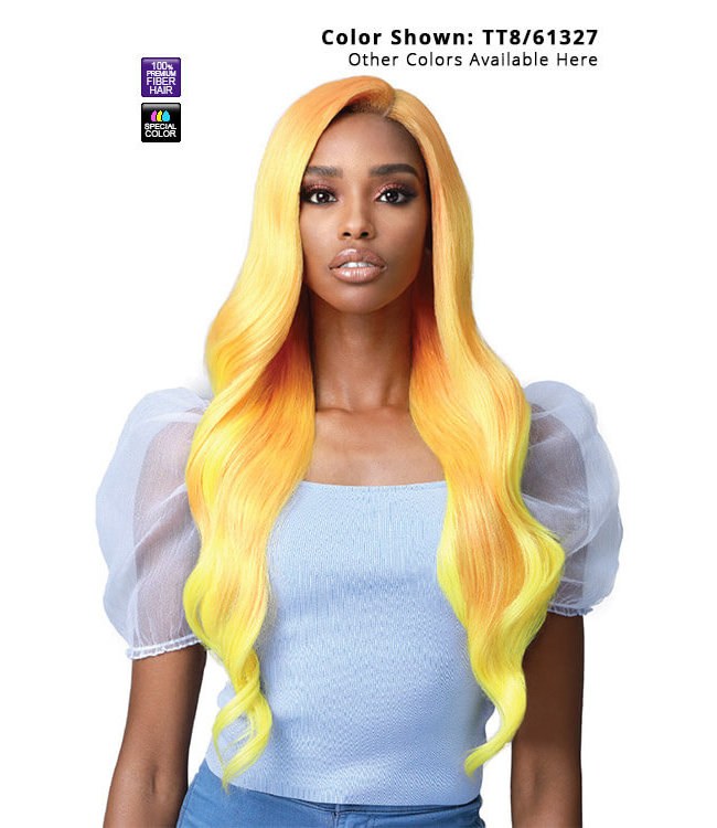 "Bobbi Boss Bobbi Boss Secret Lace MLF393 Starla 13""x7"" Lace Front Wig"