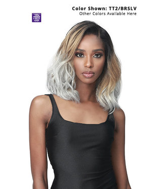 "Bobbi Boss Bobbi Boss Glueless MLF450 Harmony 13""x7"" HD Lace Front Wig"
