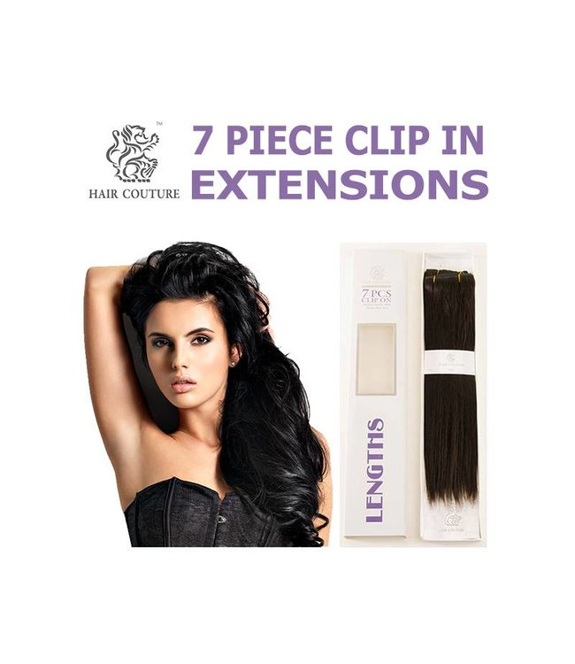 Hair Couture Hair Couture Lengths 7PC Clip In Extensions
