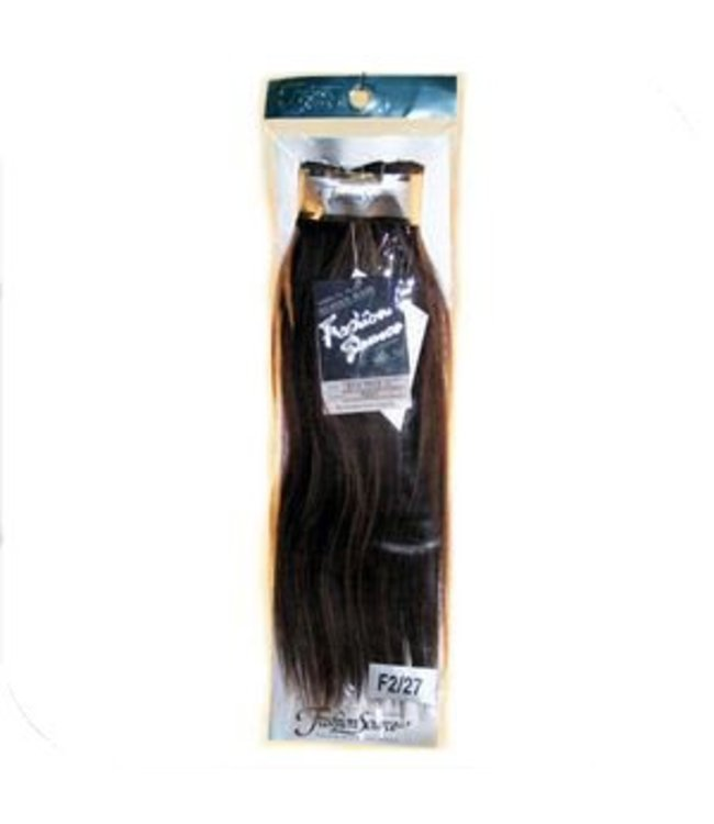 Fashion Source Human Hair 7 Piece Clip In 14 Extensions