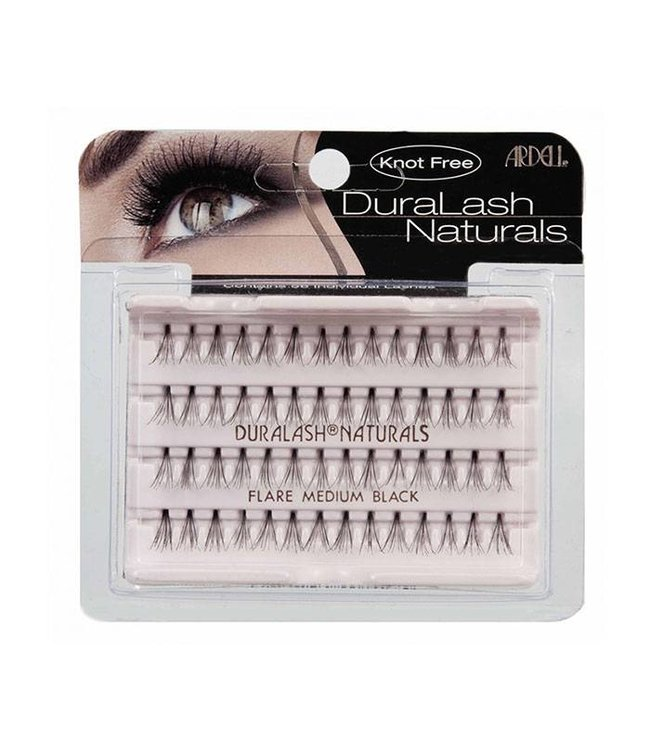 Ardell Duralash Lashes Knot-Free Medium Black