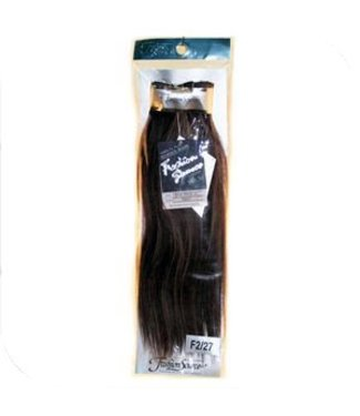 "Fashion Source Fashion Source Human Hair 7 Piece Clip-in 16"" Extensions"