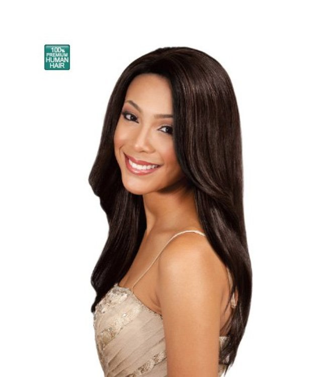 "Bobbi Boss Visso Natural Yaky 22"" Weft"