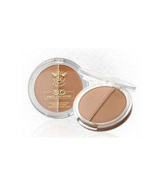 Ruby Kiss 3D Face Creator 2 Color Foundation Concealer