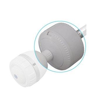 Slim-Line 2 Universal Shower Filter White