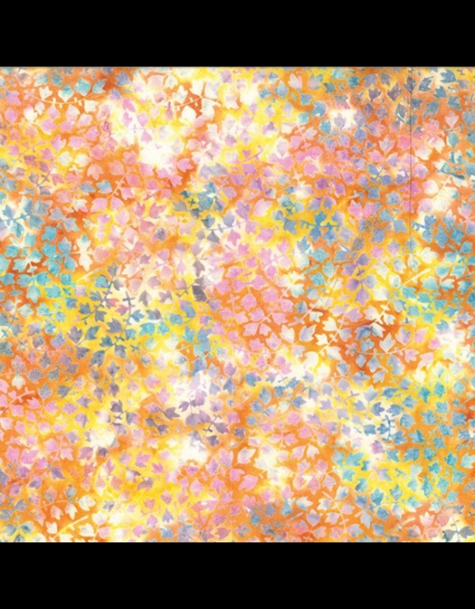 Hoffman Fabrics Bali Batik - Mimosa
