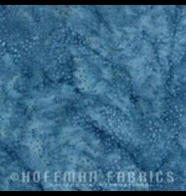 Hoffman Fabrics Bali Dot Batik - Denim