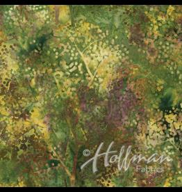 Hoffman Fabrics Bali Batik - Peter
